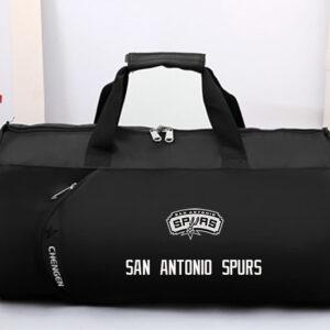 2016 NBA San Antonio Spurs Black Bag