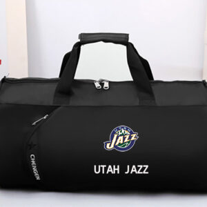 2016 NBA Utah Jazz Black Bag
