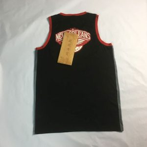 2018 New Orleans Pelicans Retro Style Black 1