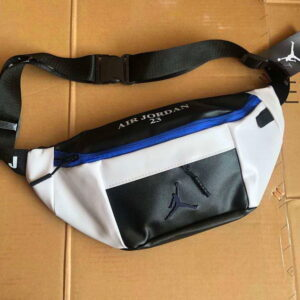 2020 Air Jordan 23 Black White Bag