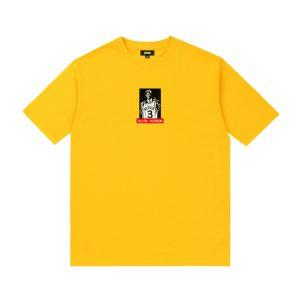 2020 Kalan Allen Iverson 3 Memorial Tee Yellow