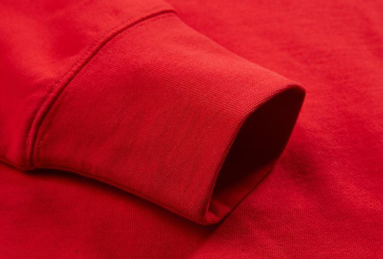 2020 Kalan Allen Iverson Hoodie Red 5