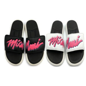 2020 Miami Heat Summer Sandals