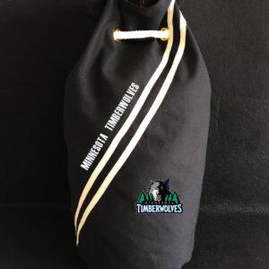2020 Minnesota Timberwolves Black Bag