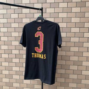 2020 NBA Cleveland Cavaliers Thomas 3 Black 1