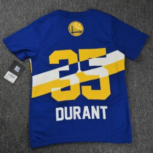 2020 NBA Golden State Warriors 35 Blue 1