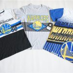 2020 NBA Golden State Warriors Youth Tee