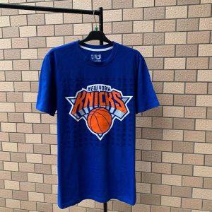 2020 NBA New York Knicks Anthony 7 Blue