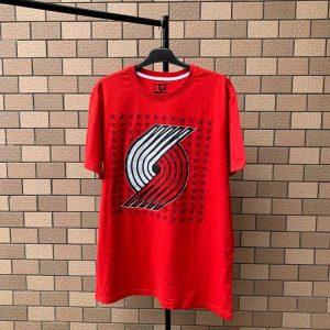 2020 NBA Portland Trail Blazers Aldridge 12 Red
