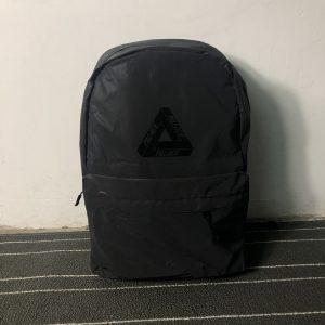 2020 Palace Black Reflective Backpack