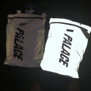 2020 Palace Black Reflective Bag 1