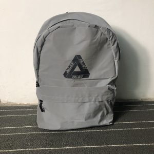 2020 Palace Silver Reflective Backpack