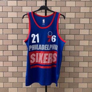 2020 Philadelphia Sixers 76 21 Blue