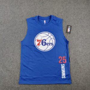 2020 Philadelphia Sixers 76 Simmons 25 Blue