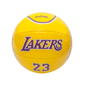 2020 Spalding NBA LA Lakers James 23 Ball 1