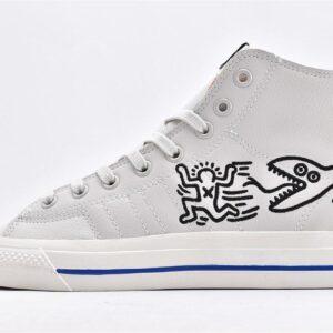Adidas Keith Haring x Nizza High RF Pop Art 1