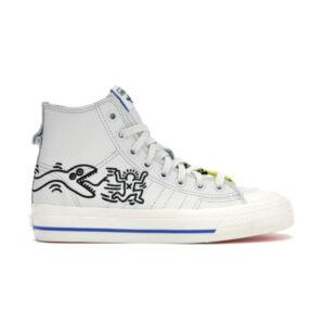 Adidas Keith Haring x Nizza High RF Pop Art