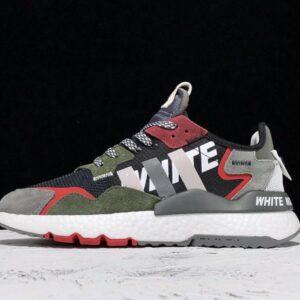 Adidas White Mountaineering x Nite Jogger Grey Four 1