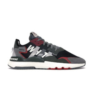 Adidas White Mountaineering x Nite Jogger Grey Four