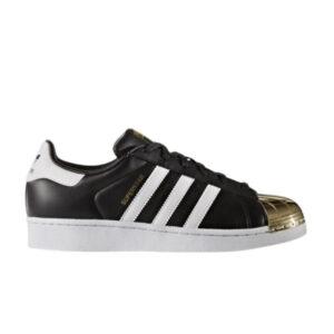 Adidas Wmns Superstar Metal Toe Gold Toe