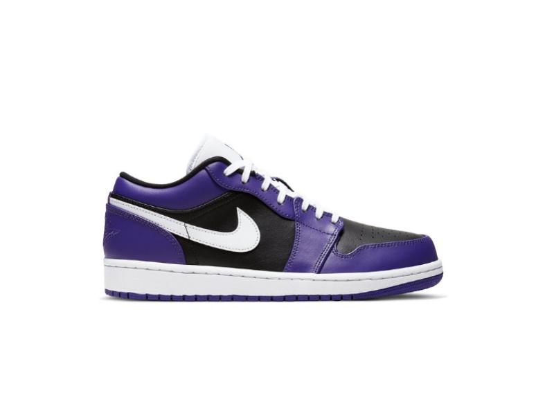 Air Jordan 1 Low Court Purple 2