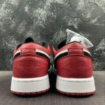 Air Jordan 1 Low GS Black Toe 6