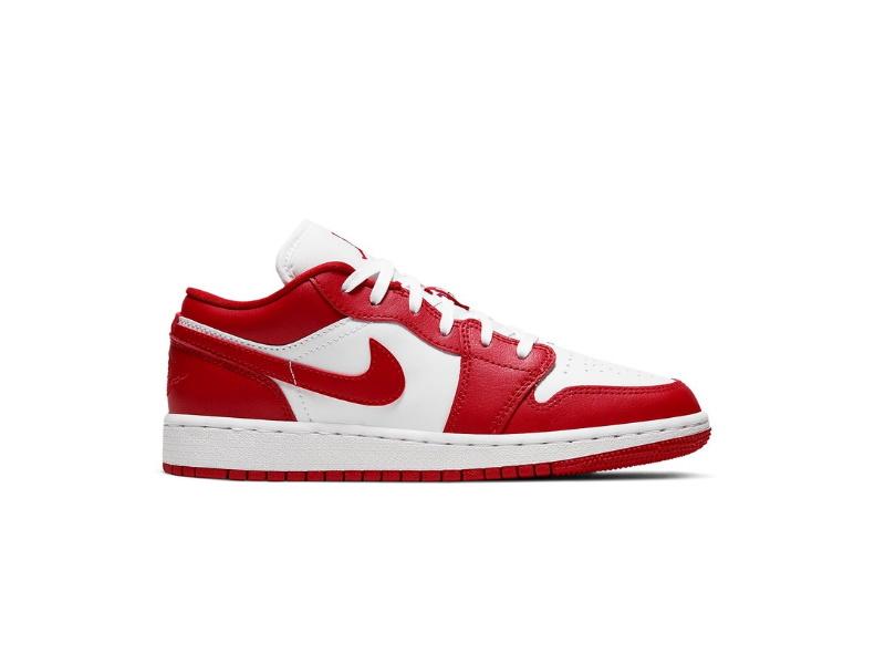 Air Jordan 1 Low GS Gym Red
