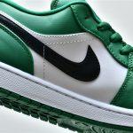 Air Jordan 1 Low GS Pine Green 10