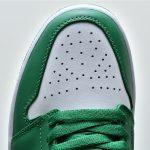 Air Jordan 1 Low GS Pine Green 11