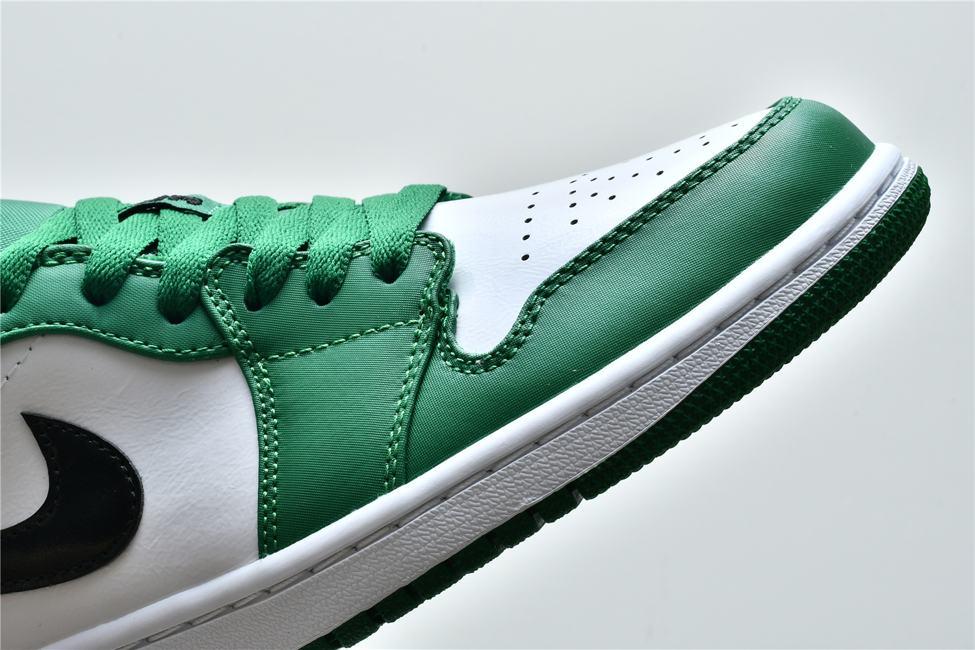 Air Jordan 1 Low GS Pine Green 13