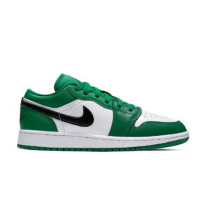 Air Jordan 1 Low GS Pine Green