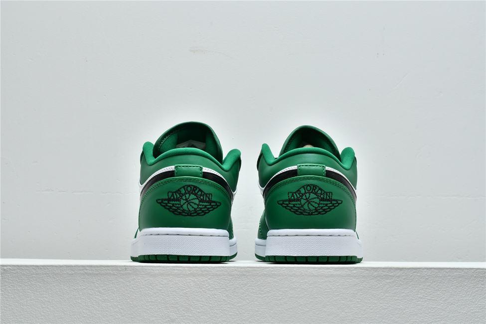 Air Jordan 1 Low GS Pine Green 6
