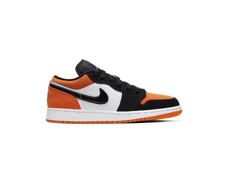 Air Jordan 1 Low GS Shattered Backboard