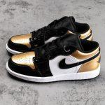 Air Jordan 1 Low Gold Toe 2