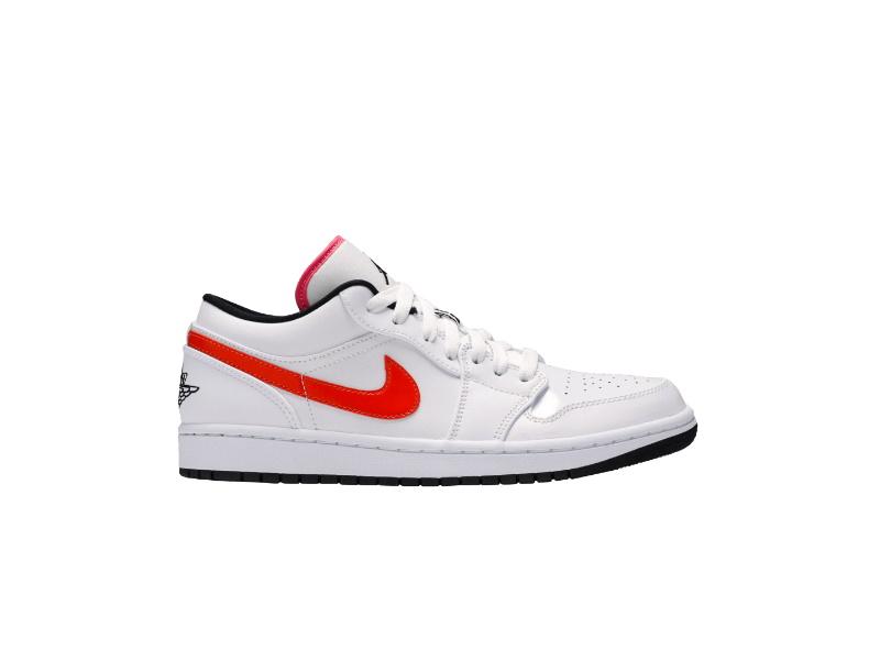 Air Jordan 1 Low Multi Color Swoosh
