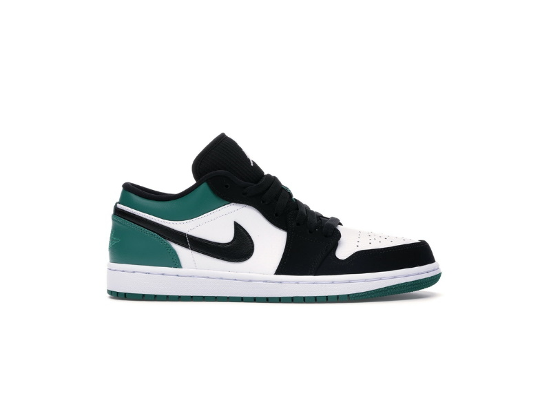 Air Jordan 1 Low Mystic Green