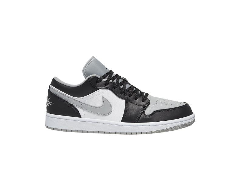 Air Jordan 1 Low Smoke Grey 1