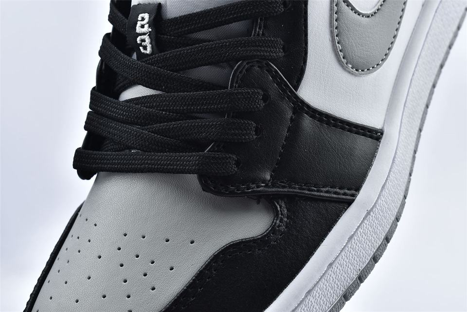 Air Jordan 1 Low Smoke Grey 10
