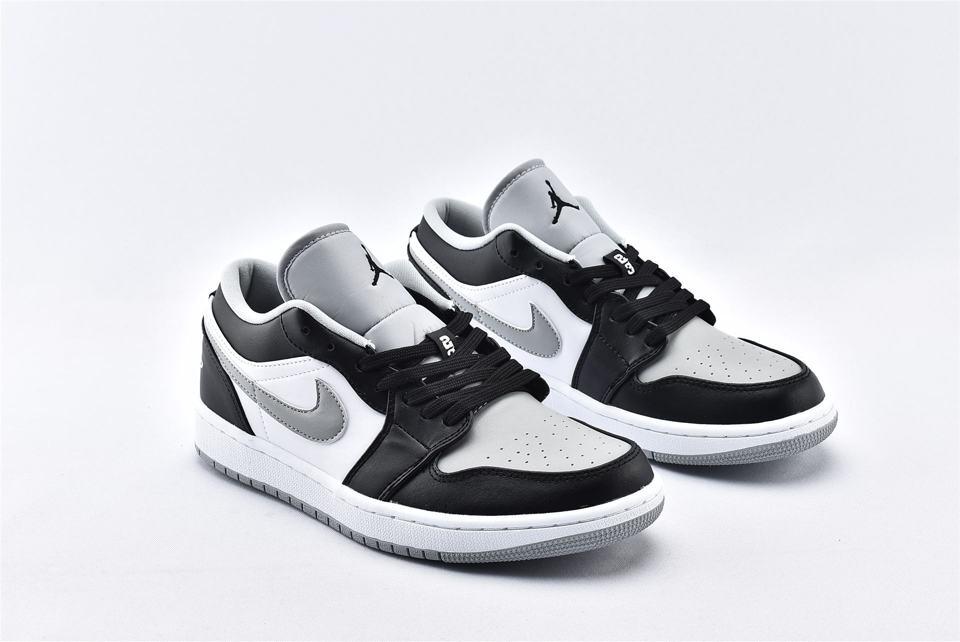 Air Jordan 1 Low Smoke Grey 2