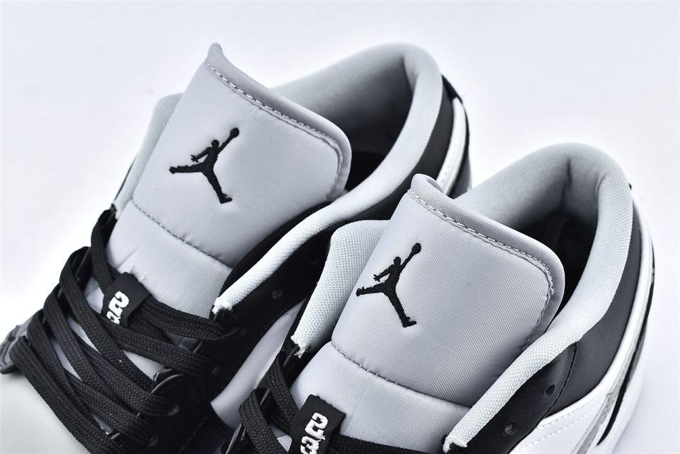 Air Jordan 1 Low Smoke Grey 4