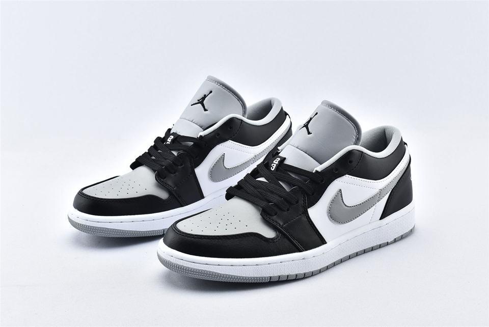 Air Jordan 1 Low Smoke Grey 5