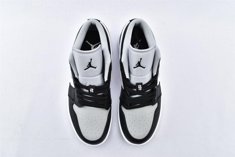 Air Jordan 1 Low Smoke Grey 6