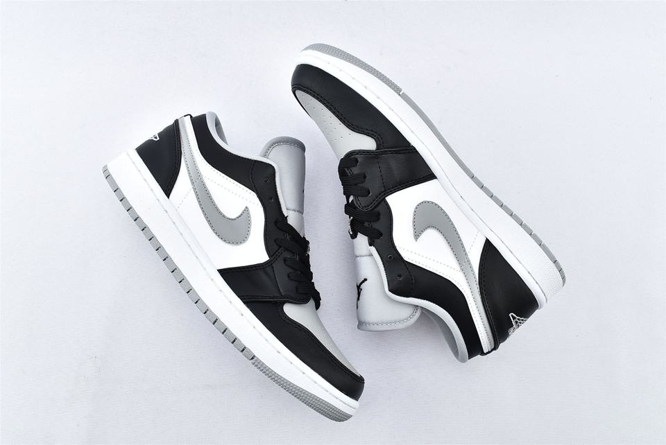 Air Jordan 1 Low Smoke Grey 7