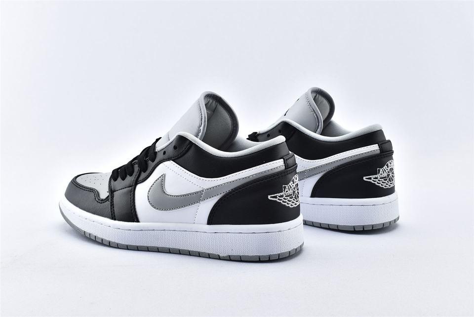 Air Jordan 1 Low Smoke Grey 9
