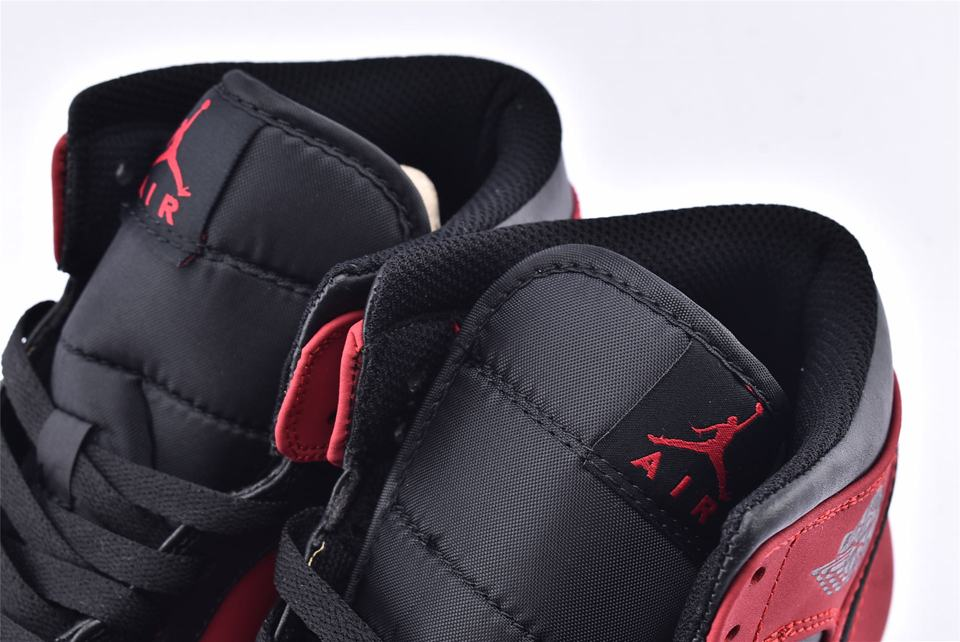 Air Jordan 1 Mid Banned 4