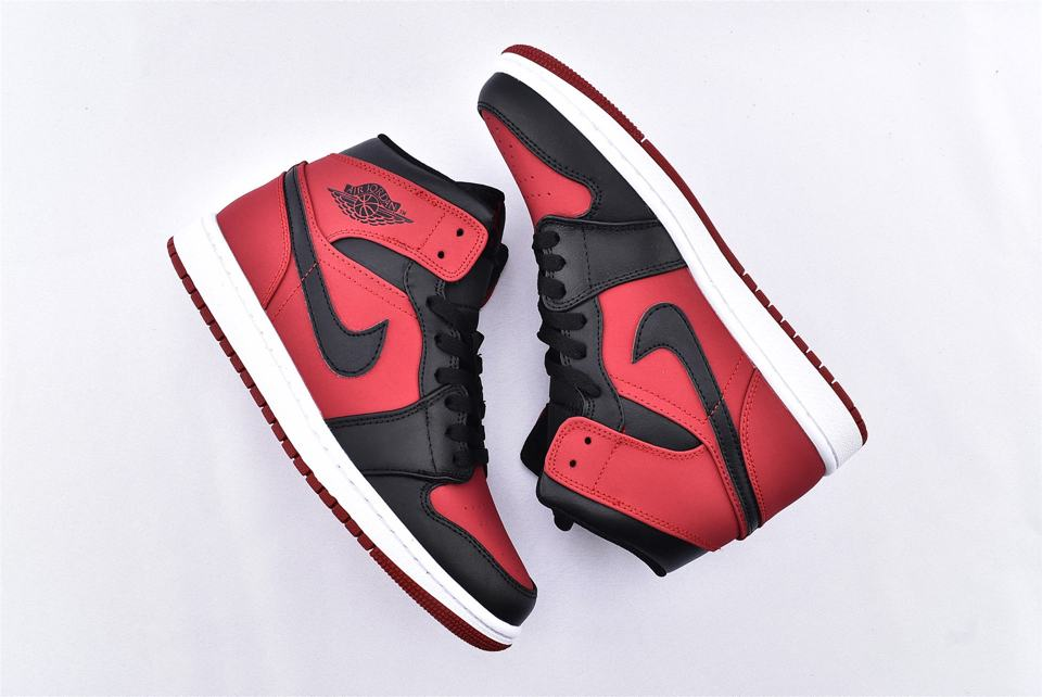 Air Jordan 1 Mid Banned 7