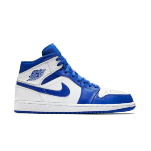 Air Jordan 1 Mid Hyper Royal