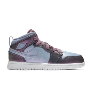 Air Jordan 1 Mid SE PS Monsoon Purple Rise