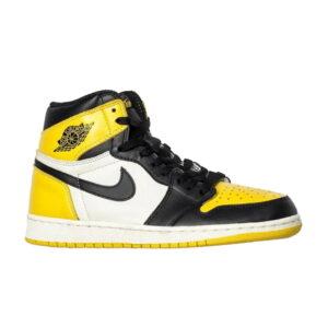 Air Jordan 1 Retro High OG Yellow Toe