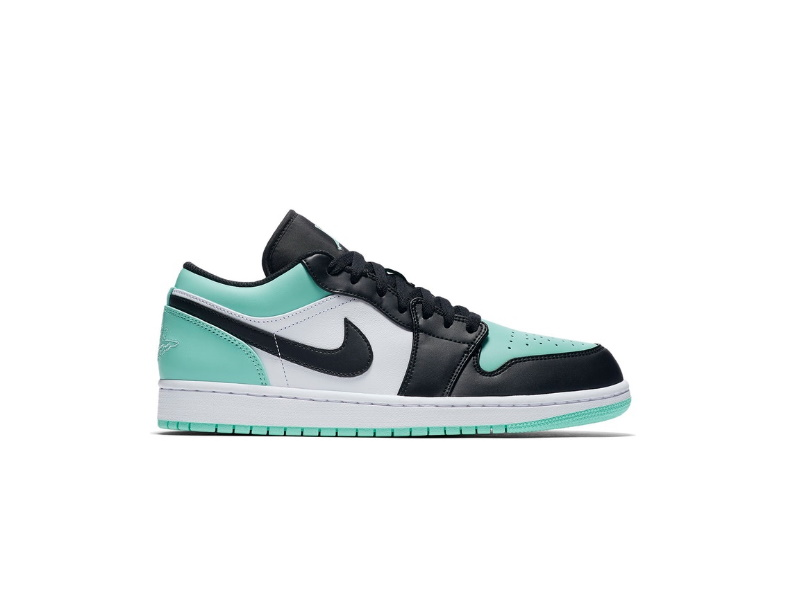 Air Jordan 1 Retro Low Emerald